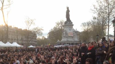 68年5月革命の再来か? フランスの「La nuit debout」運動