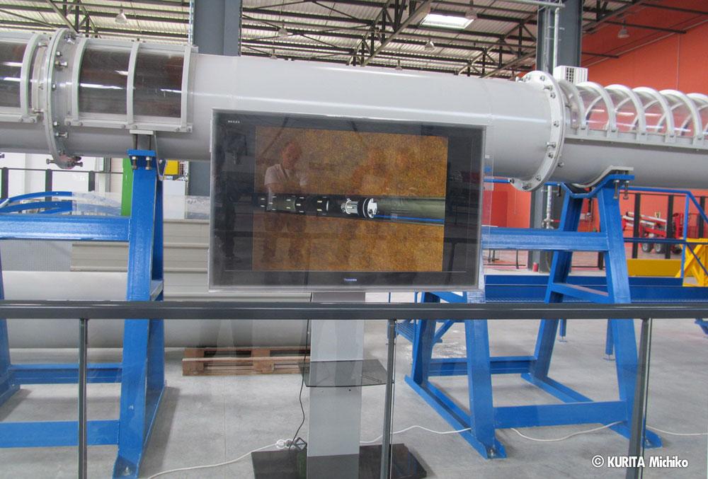 中・高レベル放射性廃棄物の処理の過程