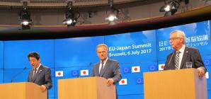 日欧EPAとSPA、騒がれたTTPに比べ あっさり合意されたEU・日本の二つの協定
