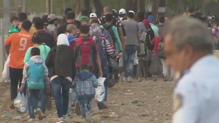 内側から観る欧州難民危機(前編) : 難民は、なぜ欧州を目指すのか?