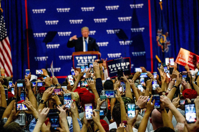 トランプ大統領が導く海図なき船出(中)――米国から メディアがトランプ大統領を生んだのか