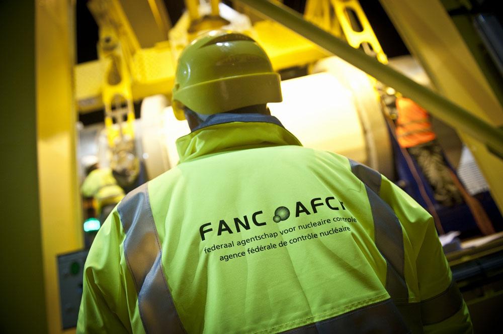 ベルギー連邦原子力規制局のスタッフ ©FANC/AFCN