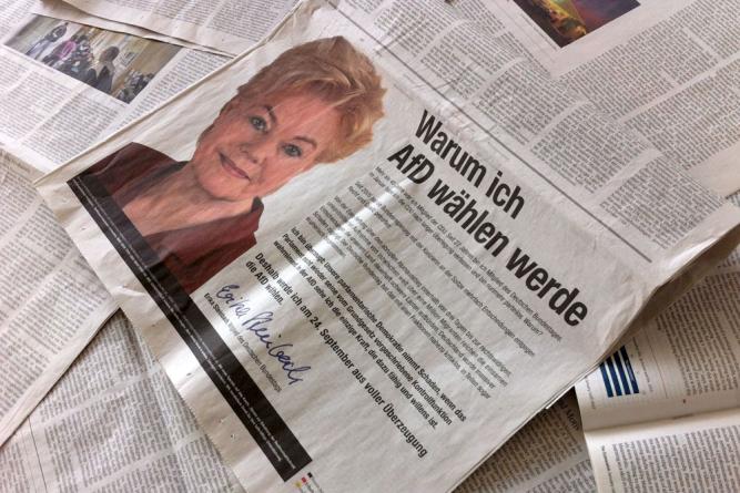 ポピュリズムの「わかりやすさ」は危ない 総選挙直前のドイツ、急進右派が勢いづく