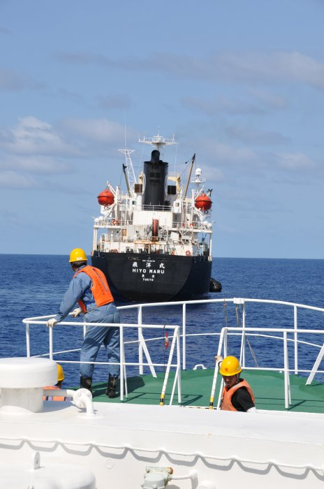 6a 日本の調査捕鯨船1