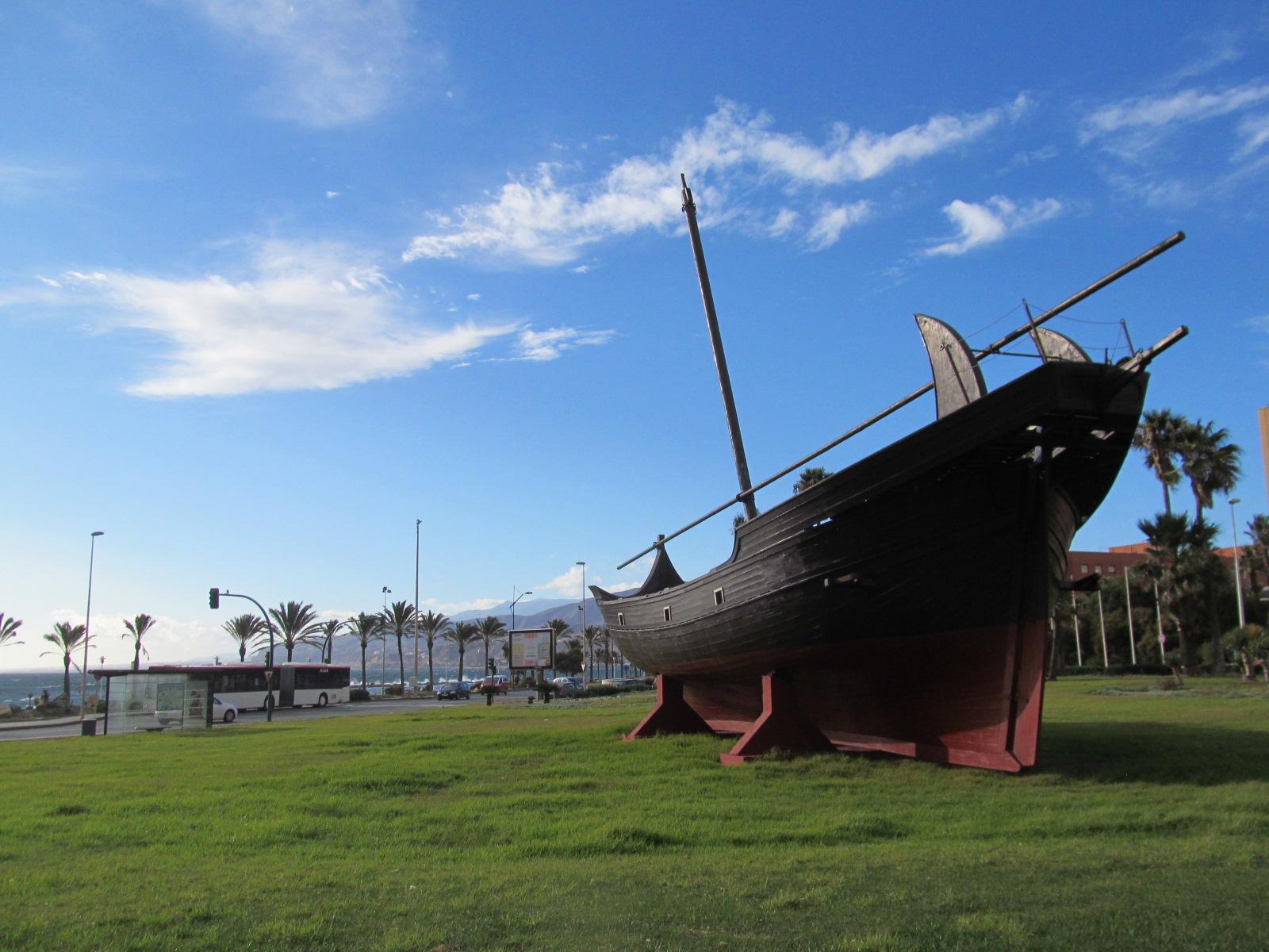 3 Islam boat