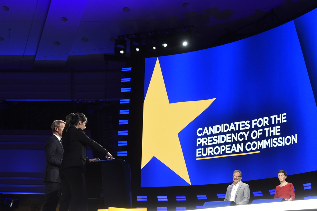 Candidates for the Presidency of the European Commission/Eurovision Debate - EU Elections 2019 - Debate