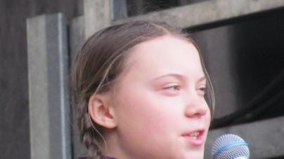 環境先進国が生んだ 16歳の気候活動家グレタ