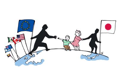 子どもの人権を守れない日本は、価値を共有できる国?